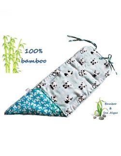 Wkładka do wózka Bambusowa Panda i Rozgwiazdy