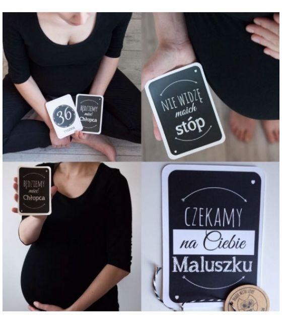 Black&White - Moja Ciąża