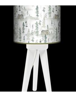 Lampa Trójnóg Sosnowa Wioska