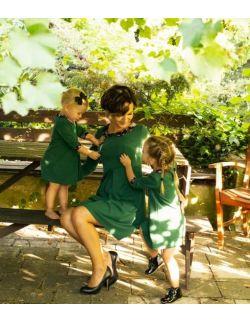 Sukienka Alicja Dorosła zieleń