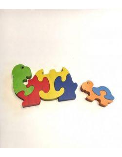 Puzzle żółw