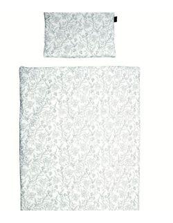 Pościel bawełna Zimowy ogród 75x100 cm