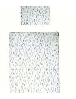 Pościel bawełna Zimowe gałązki 75x100 cm