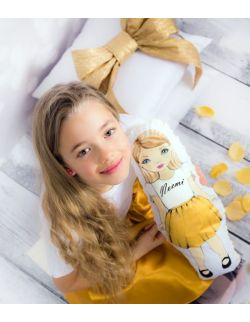 Lalka personalizowana - lalka taka jak Ty