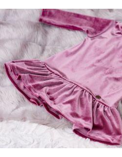 Sukienka PULSI różowa