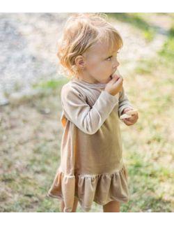 Sukienka PULSI złota