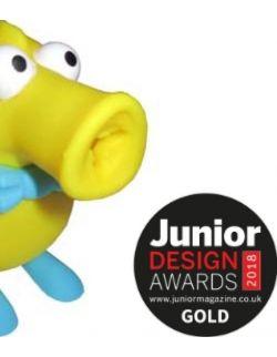 Marvin do podawania leków - nagroda GOLD Junior Design Awards 2018