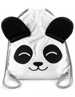 Plecako - Worek Biała Panda