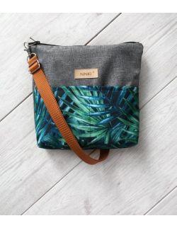 wodoodporna torebka dla dziewczynki Ninki® (liście palmowe)