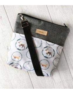 wodoodporna torebka dla dziewczynki Ninki® (zimowe zwierzątka)