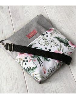 wodoodporna torebka dla dziewczynki Ninki® (kwiaty na łące)