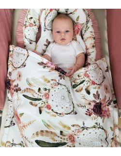 kocyk niemowlęcy kolorowe sny