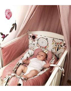 5-elementowa wyprawka dla niemowląt kolorowe sny
