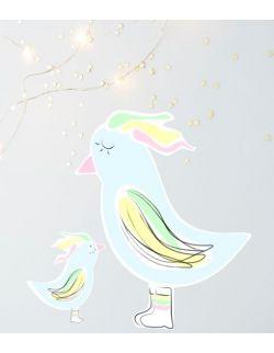 Ptaszki w kaloszkach