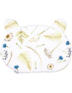 Poduszka bambusowa miś HERBAL