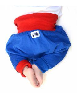 mini mini supermena - pierwsze portki