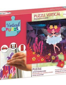 Puzzle Wertykalne Wróżka 48 elementów