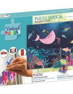 Puzzle Wertykalne Morze 48 elementów