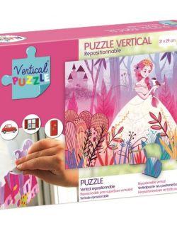 Puzzle Wertykalne Księżniczka 48 elem.