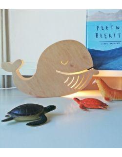 Lampka Wieloryb