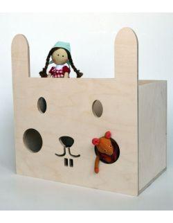 Pudełko Królik