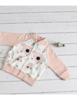 Bluza, kurtka niemowlęca, bomberka Nela MORELOWA