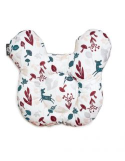 Poduszka Minky Zwierzątka Kolorowe Misio