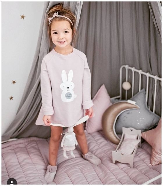 Tunika Funny Bunny