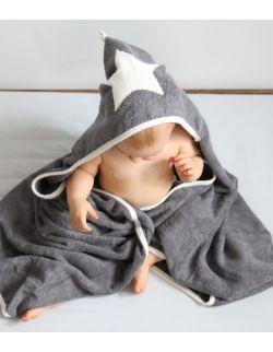 Ręcznik Bambusowy Grey