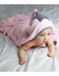 Ręcznik Bambusowy Pink