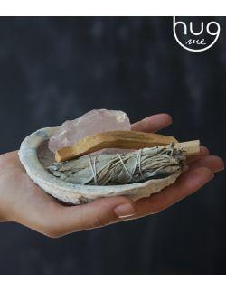 Ziołowe kadzidła - zestaw