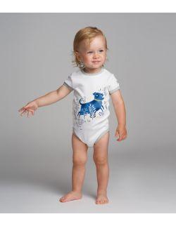 Body niemowlęce 'Beztroski Piesek'