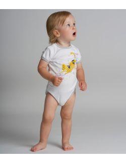 Body niemowlęce 'Poplątany Kotek'