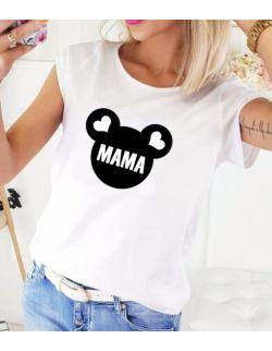 Koszulka dla mamy Myszka