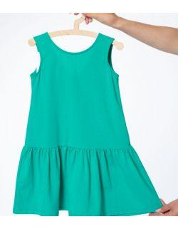 Sukienka Córka Summer seledynowa