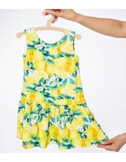 Sukienka Córka Summer w cytryny