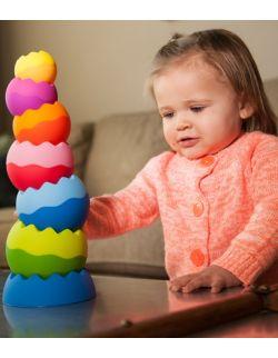 Kule Tobbles Neo - innowacyjna wieża dla malucha