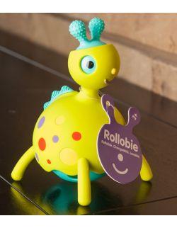 Wesoły Rollobie Zielony - Zabawka dla Malucha