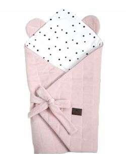 Rożek niemowlęcy Royal Baby Pink