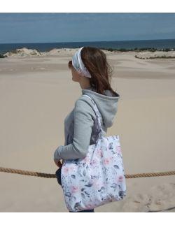 Torba na plażę zakupy spacer do wózka na basen- small