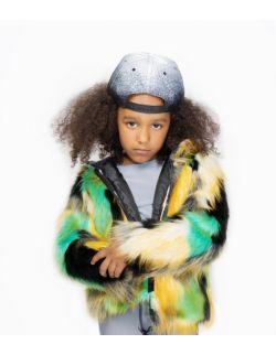Futro Dziecięce Multicolour - Fur 3Colour YGB