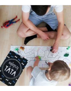 KARTY DO ZDJĘĆ - Pierwszy rok życia dziecka - Kontrastowe