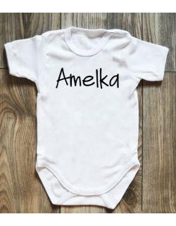 Body z imieniem Amelka (Twoje imię)