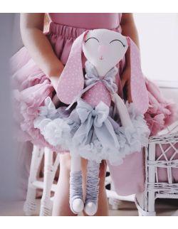 Baletnica Królik przytulanka