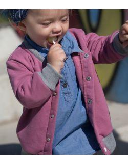 """Bluza rozpinana """"candy baby"""""""