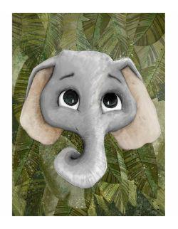 PAN SŁOŃ - przyjaciele z dżungli