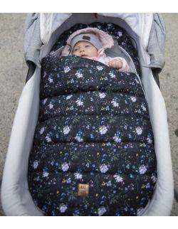 Śpiworek do wózka - Meadow (newborn 0-12mcy)