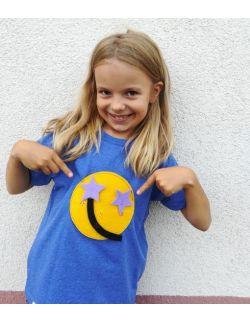 Koszulka dziecięca - humorzasta EMOTA