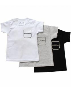 Koszulka niemowlęca z krótkim rękawem - polishtshirt