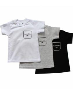Koszulka niemowlęca z krótkim rękawem - tshirtoftheday